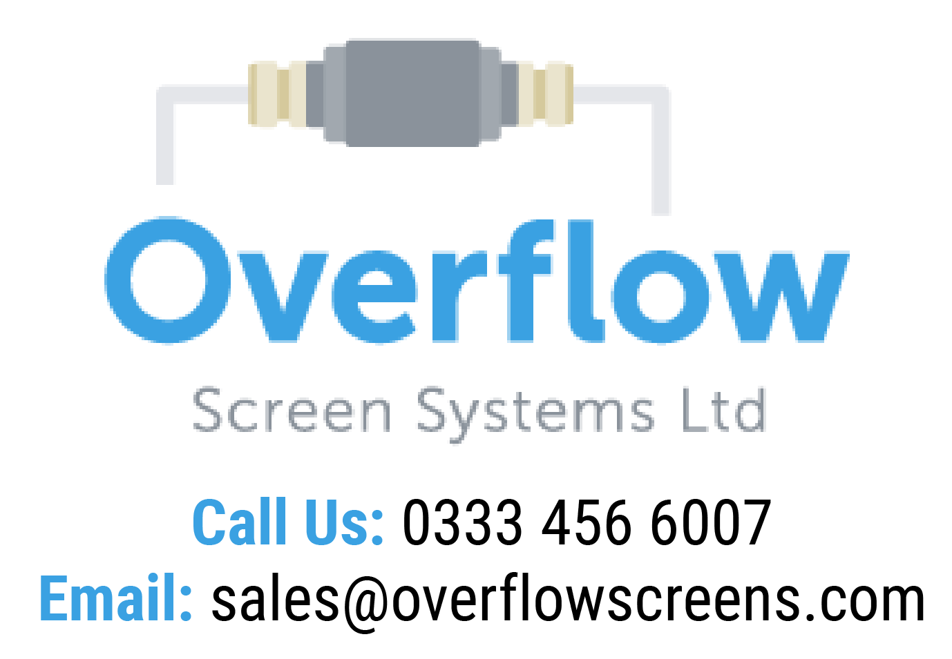 Overflow Screen Systems